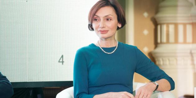Виконувачкою обов'язків глави Нацбанку буде Катерина Рожкова