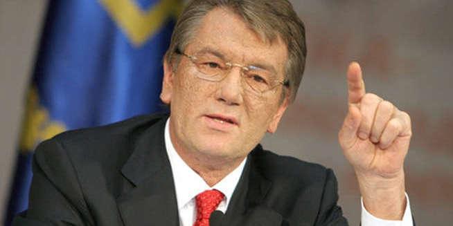 Віктор Ющенко: «Хліб — річ наслідкова, а не річ причинна»