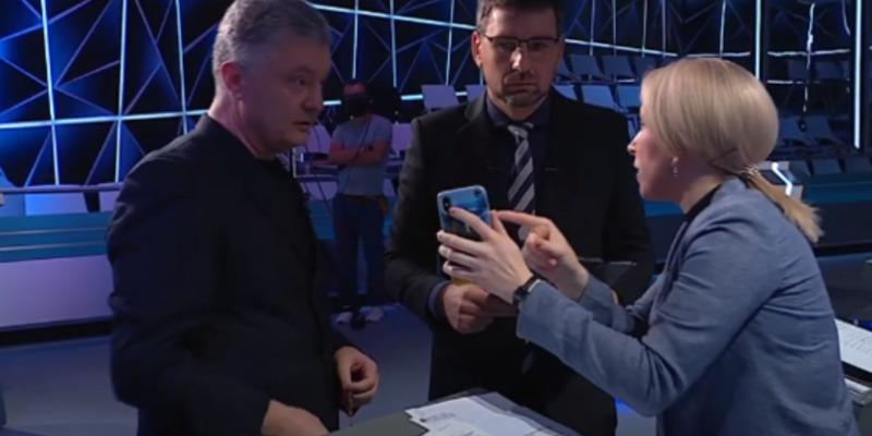 «Слуга народу» Верещук звинуватила Порошенка у привітанні Путіна з днем Росії. Той спростував