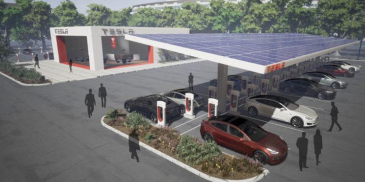 У Франківську встановлять електрозаправки на сонячних панелях
