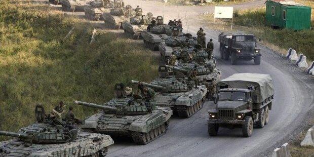ОБСЄ зафіксувала п'ятикратне збільшення військової техніки біля лінії зіткнення