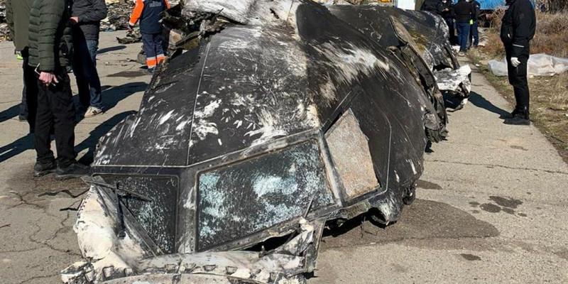 В Ірані назвали нову причину катастрофи літака МАУ