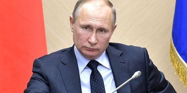 Путін упевнений, що розбіжності з Україною скоро «спадуть, як піна»