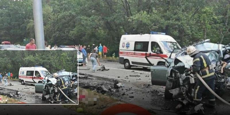 П'яний водій вбив цілу сім'ю