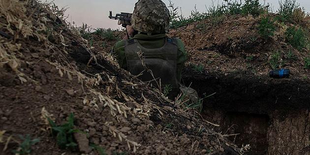 Окупанти застосовують міномети, гранатомети та ПТРК, поранені семеро військових