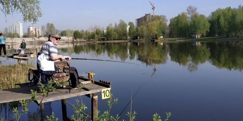 У Києві облаштують нову зону відпочинку на березі Дніпра