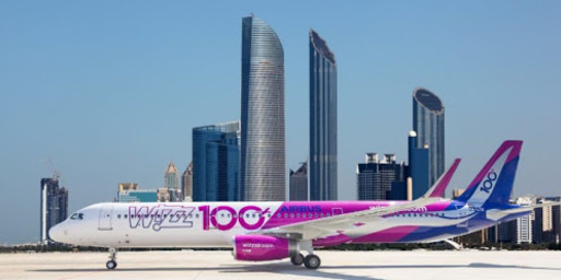 Авіакомпанія Wizz Air відкриває новий рейс в Абу-Дабі з Одеси