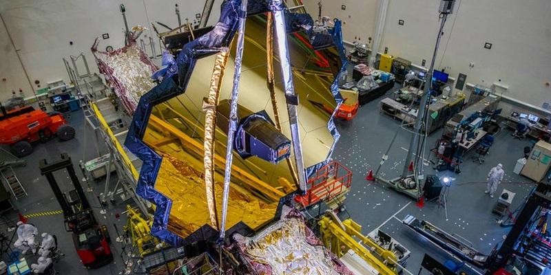 NASA перенесла запуск найбільшого у світі телескопа
