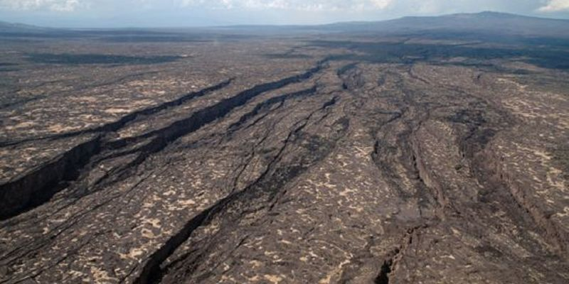 Африканський континент повільно розпадається на дві частини, між якими колись з'явиться новий океан — вчені