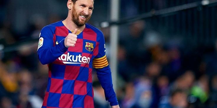 Мессі встановив неймовірний рекорд результативності в Іспанії