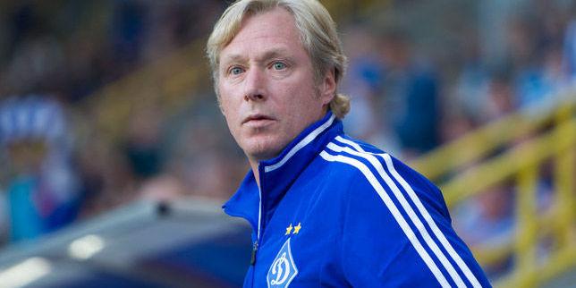 «Динамо» звільнило Михайличенка з посади головного тренера