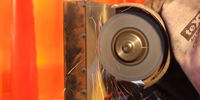 Вчені створили надміцний матеріал «Протей», який неможливо розрізати