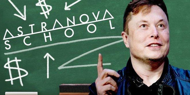 Маск відкриває платну онлайн-школу, де будуть навчатися креативному мисленню