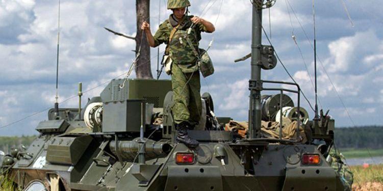 Війська військового округу Росії на кордоні з Україною в повному складі вивели на полігони