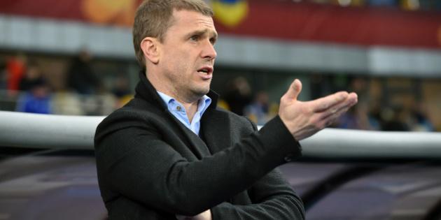 Ребров відмовився очолити київське «Динамо»
