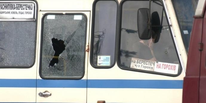 В МВС пояснили, чому штурм автобуса в Луцьку почали після того, як затримали зловмисника та вийшли заручники
