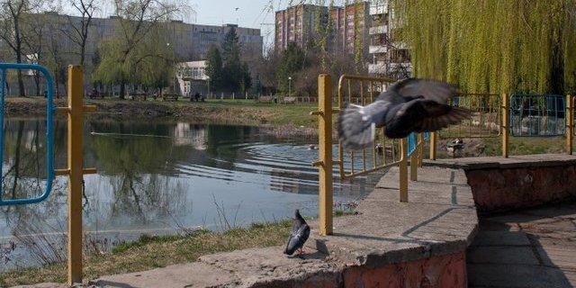 У Львові облаштують нову зону відпочинку біля озера