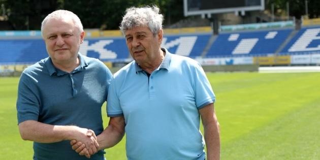 Луческу став головним тренером київського «Динамо»