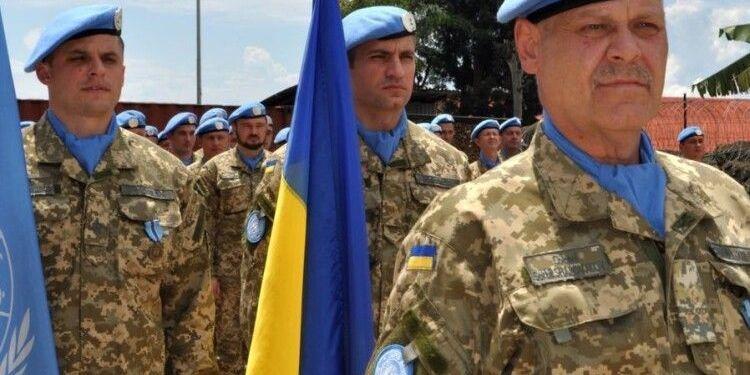 На Донбас відправляють українських миротворців