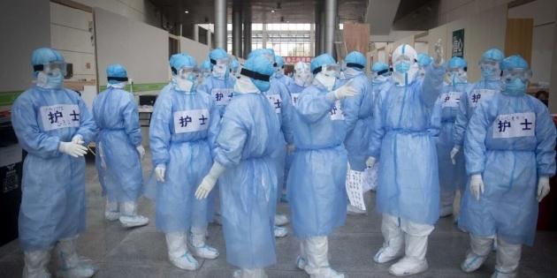 У Китаї - рекордна з квітня добова кількість випадків COVID-19