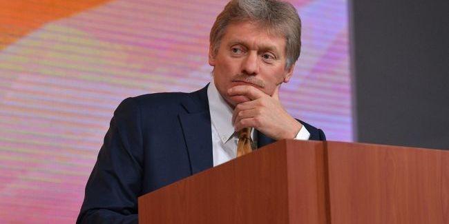 Пєсков зазначив, що Росія не може ручатися за дотримання режиму тиші на Донбасі