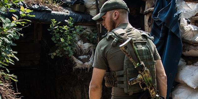 Поблизу Шумів окупанти стріляли із гранатомета - штаб