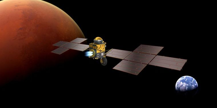 Airbus побудує першу «міжпланетну вантажівку» для польотів між Марсом та Землею