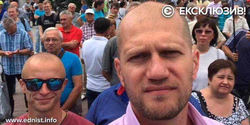 Сергій Северин: «Кличко робить вигляд, що не знає про корупцію своїх підлеглих»