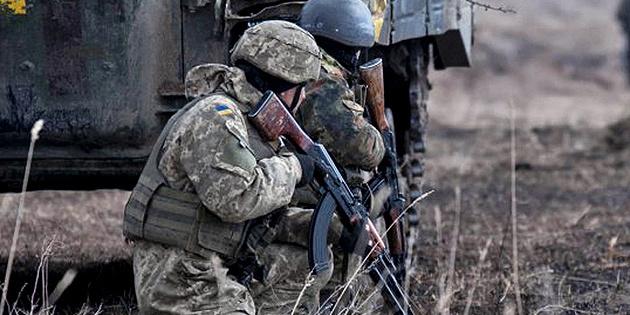Ні дня повної тиші: бойовики четверту добу поспіль порушують «всеосяжне перемир'я» — штаб