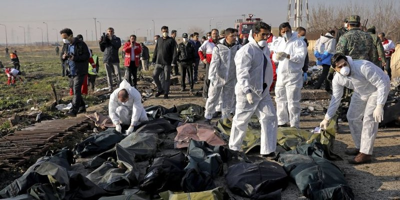 Іран погодився виплатити компенсації за збиття літака МАУ. Суму поки не називають