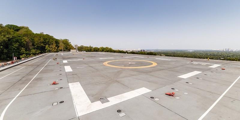 У найбільшій лікарні Львова створять вертолітний майданчик