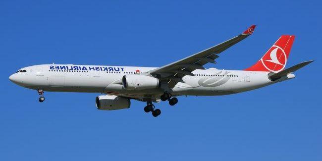 Турецька авіакомпанія відновила польоти з Харкова