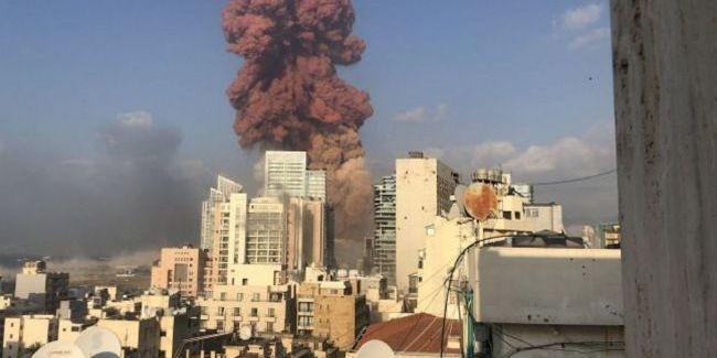 Вибух у Бейруті: кілька українців дістали травми