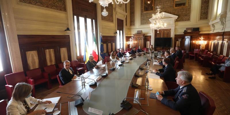 Україна та Італія домовилися посилити співпрацю у протидії нелегальній міграції