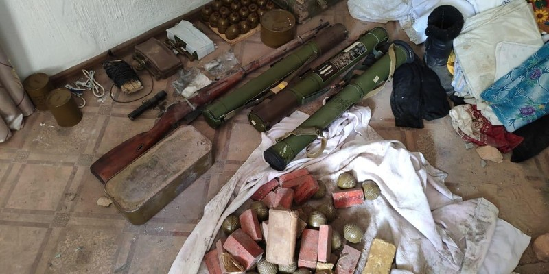 СБУ запобігла теракту, який окупанти готували на мирній території України