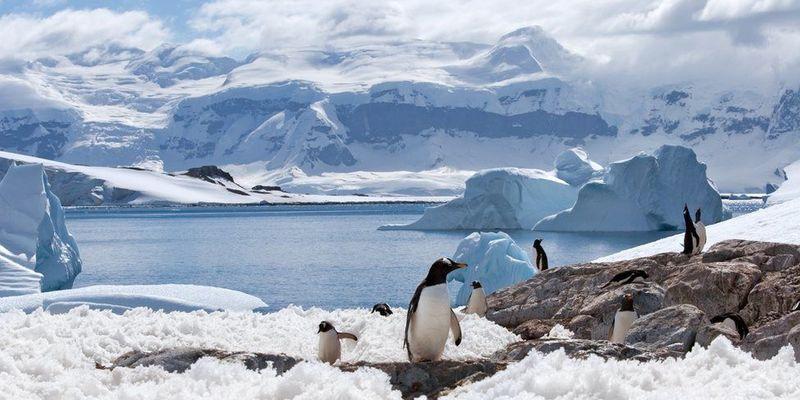 Як виглядала б Антарктида без льоду