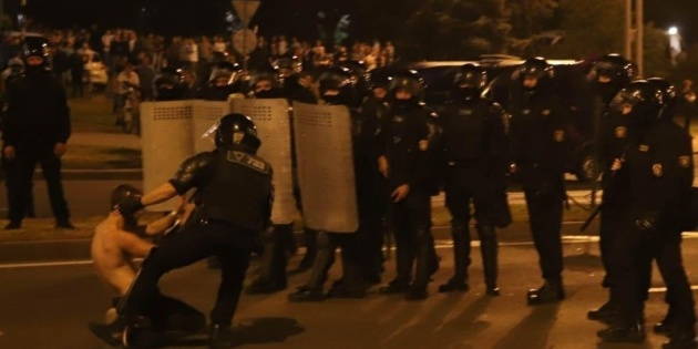 Під час протестів у Білорусі затримали понад 140 осіб – правозахисники