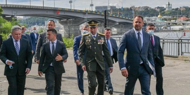 Зеленський представив нового керівника Головного управління розвідки