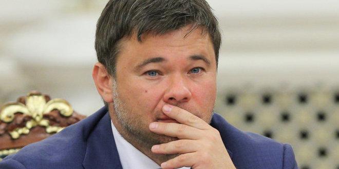 Ексглаві ОП Андрію Богдану спалили «Теслу»