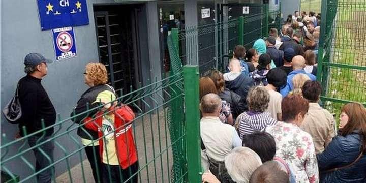 Українців - найбільше серед осіб, яких вислали з Німеччини минулого року