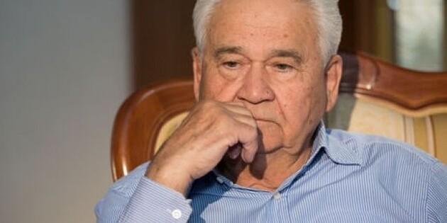 Віктор Каспрук: «Кадрова політика Банкової весь час виглядала досить дивно»