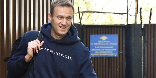 Навальний повністю прийшов до тями після отруєння - Der Spiegel