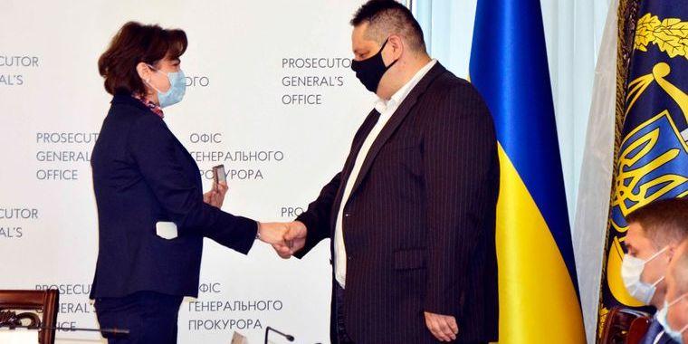 Генпрокурорка Венедіктова призначила своїм заступником колишнього соратника Медведчука Якубовського