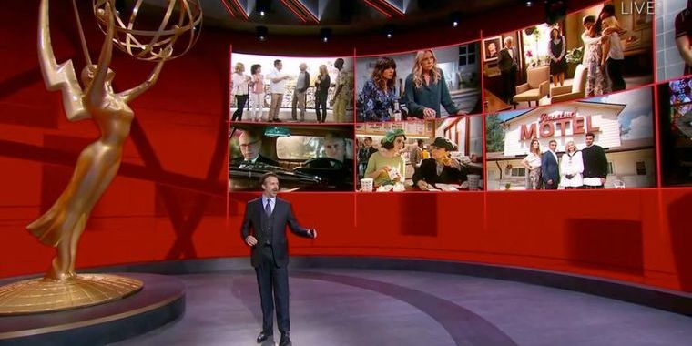 Тріумф HBO і вимушений онлайн: у США оголосили переможців 72-ої телевізійної премії «Еммі»