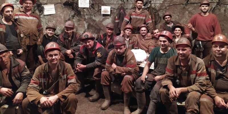 Страйк шахтарів у Кривому Розі: комбінат повністю зупиняє роботу