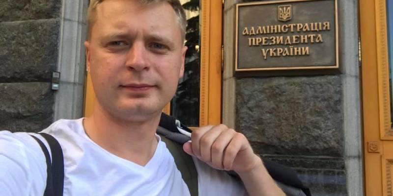 Антон Голобородько про те, як Віталій Кличко вкрав у нього машину