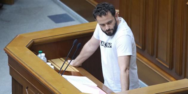 Дубінський виявився автором фейку про «повій Майдану». Спонсором був ексміністр Клименко ㅡ Bihus.Info
