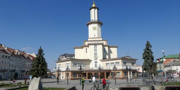 У Франківську проведуть фестивальну екскурсію про першу українську революцію