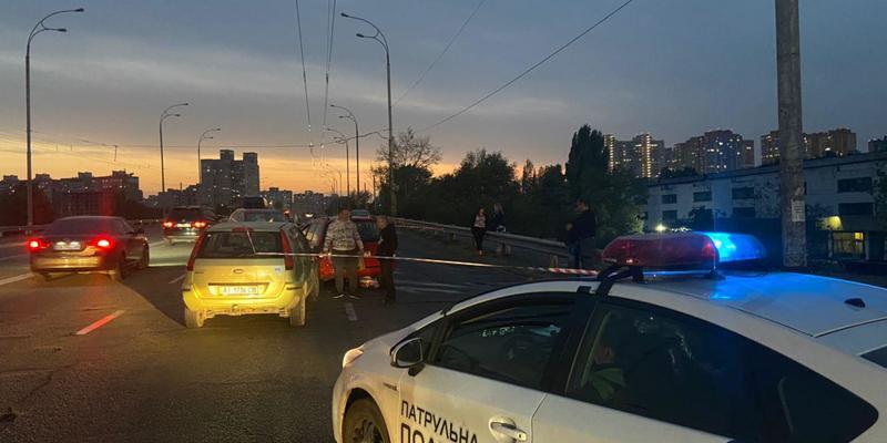 ДТП на вул.Полярна в Києві. Пряма трансляція