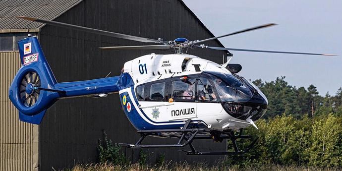 МВС залучить авіацію для реагування на протиправні дії під час місцевих виборів в Україні